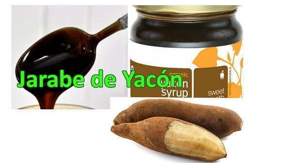 jarabe de yacon