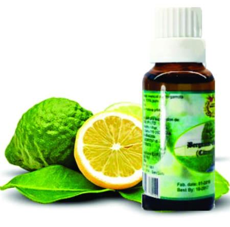 aceite esencial de bergamota beneficios