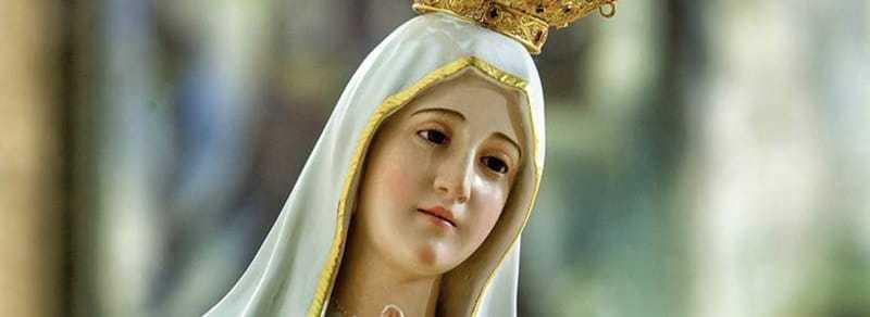 Oración á Virxe de Fátima