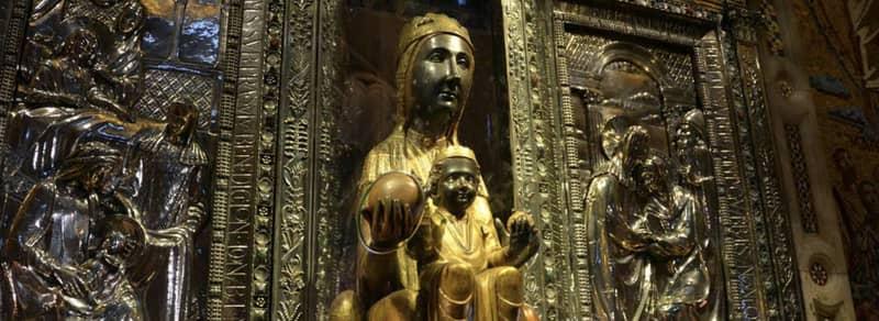 Oración ala Virgen de Montserrat para embarazadas