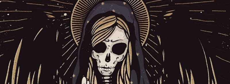 Oración a la Santa Muerte para el dinero