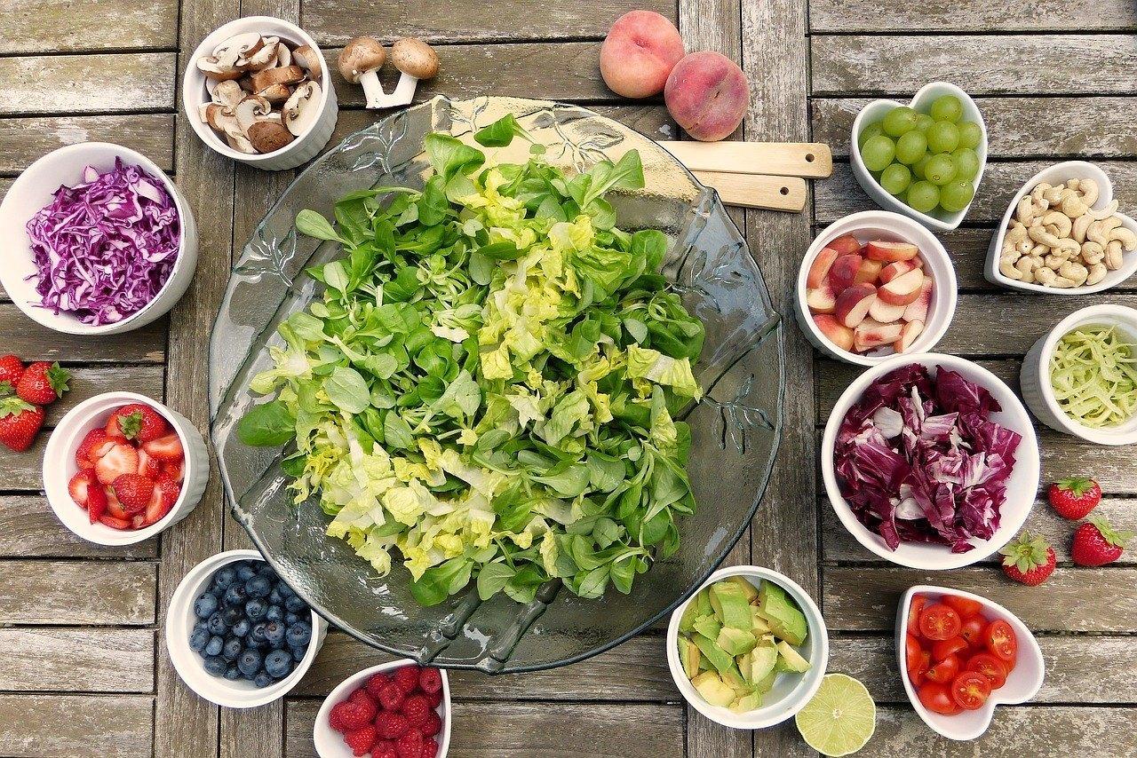 Plan de dieta vegetariana para bajar de peso en 30 días