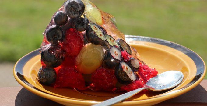 Dieta 3 dias gelatina