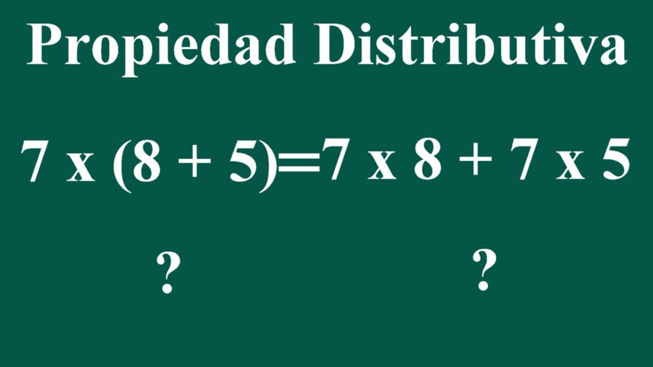 propiedad-distributiva