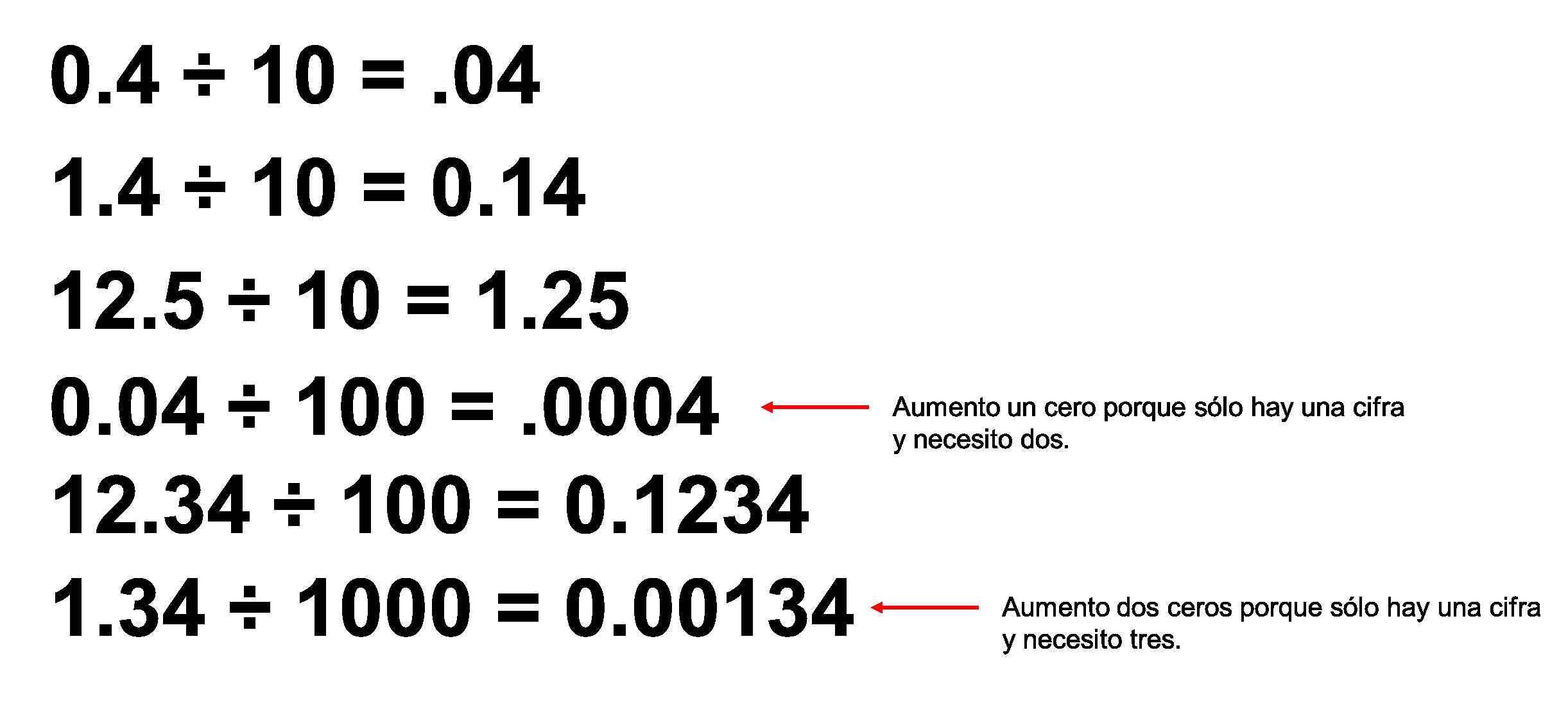 fracción-decimal