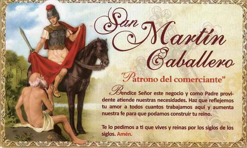 oración-a-San-Martin-Caballero